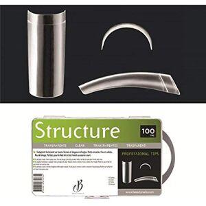 Beauty Nails Structure Transparente 100 tips - Publicité