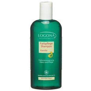 Logona farbpflege Shampoing Camomille 250ml - Publicité