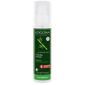 Logona 1003spraybrus Soin et Beauté du Cheveu Spray Coiffant / Spécial Brushing / Bambou 150 ml - Publicité
