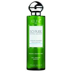 Keune So Pure Cooling Shampooing 250ml - Publicité