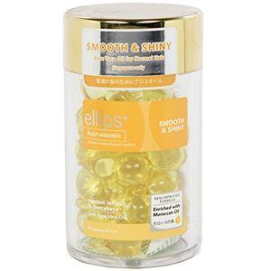 Ellips 1 flacon de Vitamines pour cheveux (NUTRI COLOR), réparation capillaire (50 gélules) - Publicité
