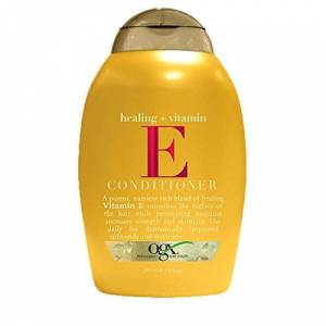 Organix OGX  Reviving + Vitamine B5  Aprs-shampoing 385 ml - Publicité