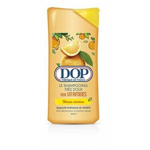 Dop Shampooing Trs Doux aux Vitamines 400.0 ml Lot de 4 - Publicité