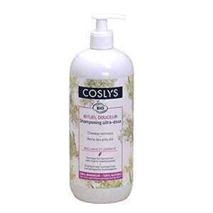 Coslys Shampooing Cheveux Normaux à la Reine des Prés 1 L - Publicité