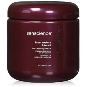 Senscience Après-shampoing à l'huile d'argan par Eclat – Après-shampoing naturel non gras, vitamine E et acides-gras oméga-6 pour des cheveux plus doux et forts, huile d'argan, jojoba et macadamia - Publicité