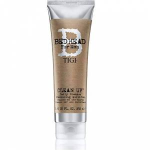 TIGI Bed For Men Clean Up Daily Shampoo 250Ml/8.45Oz Soins Des Cheveux - Publicité