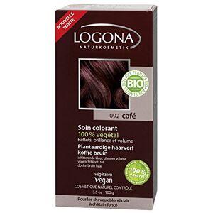 Logona Soin Colorant Café 100 g BIO - Publicité