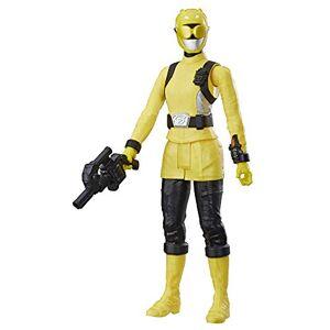 Power Rangers Prg BM Yellow Ranger - Publicité