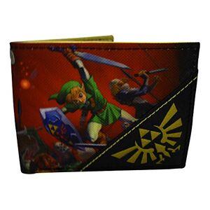 Legend Of Zelda Zelda Portefeuille Bifold Ocarina of Time - Publicité