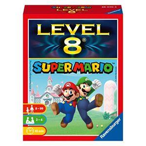 Ravensburger Level 8 Super Mario Jeu de cartes A partir de 8 ans, 26070 - Publicité