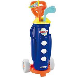 Ecoiffier Jouets  -740 Chariot de golf – Jeu de plein air pour enfants – Dès 3 ans – Fabriqué en France - Publicité