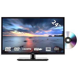 HKC 24C2NBD (24 Pouces) LED téléviseur avec Lecteur DVD (HD Ready, Triple Tuner, Lecteur multimédia Via Port USB) [Classe énergétique A] - Publicité