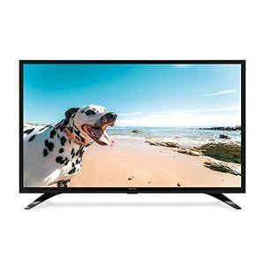 """STRONG SRT 32HB5203 HD LED Smart-TV Téléviseur, 80cm, 32"""", HDTV, Netflix, Youtube, HbbTV, Video  la Demande, Noir - Publicité"""