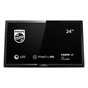 Philips TV LED 60 cm  24PHS4304 Téléviseur LCD 24 pouces Tuner TNT/Câble/Satellite - Publicité