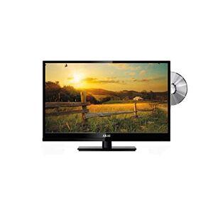 Akai AKTV205 TV LED HD avec lecteur DVD TNT 12 V 20 - Publicité