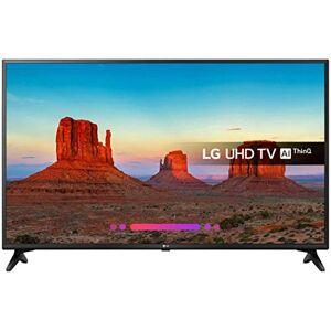 """LG TV LED 43"""" Ultra HD 4K 43UK6200PLA - Publicité"""