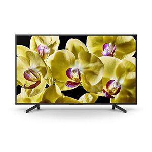 "Sony KD-43XG8096 Televiseur 43"" 4K Ultra HD HDR LED avec Android TV (Motionflow XR 400 Hz, 4K X-Reality Pro, TRILUMINOS, Wi-FI), Noir - Publicité"