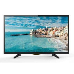 LINSAR 24LED900S Téléviseur LED HD 24 Pouces, Triple Tuner, HDMI, USB, CI +, Noir Classe énergétique A - Publicité