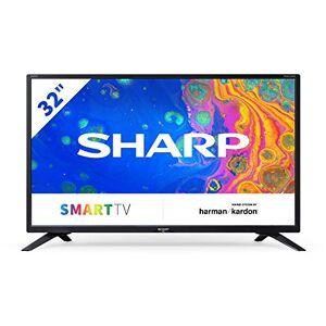 Sharp téléviseur LED HD Smart 32BC4 - Publicité