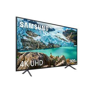 Samsung Tlviseur LED Ultra HD 4K 189 cm  UE75RU7105 TV LED 4K 75 pouces TV connect / Smart TV Enregistrement PVR (sur USB) Son 20 W - Publicité