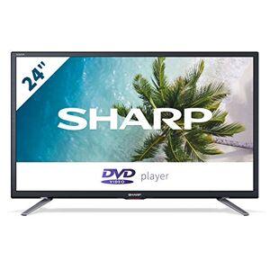Sharp LC-24DHF4012E Téléviseur LED HD 60 cm - Publicité