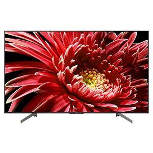 """Sony TV Intelligente  KD85XG8596 85"""" 4K Ultra HD LED WiFi Noir - Publicité"""
