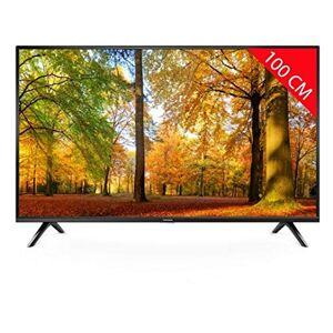 Thomson Téléviseur LED Full HD 100 cm  40FD3346 TV LED Full HD 40 pouces Tuner TNT terrestre / satellite Prise casque Son 2 x 8 W - Publicité