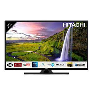 Hitachi TV 32HE4100 32 LED FHD Smart WiFi Negro HDMI USB MODO Hotel - Publicité