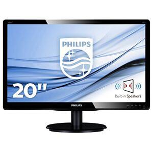 """Philips Multimedia 200V4LAB2/00 Ecran PC 19,6"""" LED 1920 x 1080 4 ms DVI/VGA - Publicité"""