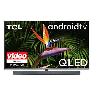 TCL Téléviseur 4K Mini LED 165 cm  65X10 TV LED 4K 65 pouces TV connecté / Smart TV Netflix Android TV Prise casque Son 2 x 10 W + 2 x 15 W - Publicité