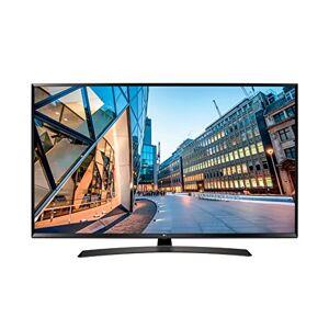 "LG Televizorius  49UJ634V 49"" (123 cm), Smart TV, UHD 4K, 3840 x 2160 pixels, Wi-Fi, DVB-T/T2/C/S/S2, Juodas - Publicité"