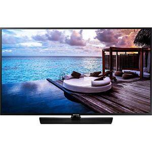 """Samsung HG43EJ690UB Classe 43"""" HJ690U Series TV LED htel/hospitalité Smart TV Tizen OS 4.0-4K UHD (2160p) 3840 x 2160 HDR Noir Charbon - Publicité"""