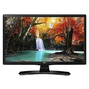 """LG 24Mt49Vf-Pz.Api 24"""" HD Plat Noir Écran Plat de Pc Écrans Plats de Pc, 1366 x 768 Pixels, HD, LED, Noir - Publicité"""