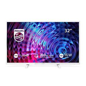 Philips TV LED Full HD 80 cm  32PFS5603 Tlviseur LCD 32 pouces Tuner TNT/Cble/Satellite - Publicité