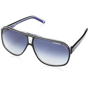 Carrera Grand Prix 2 08 T5C 64 Montures de lunettes, Noir (Black Crystal Blue E/Dark Blue e), Mixte Adulte - Publicité