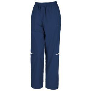 Spiro Pantalon de jogging Femme (XS FR 36) (Bleu marine/Blanc)