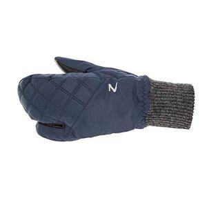 HORZE Moufles 3 Doigts pour l'hiver 8, Bleu - Publicité