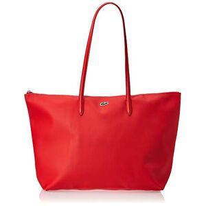 Lacoste NF1888PO, Sac bandouliere Femme, Haut Rouge, Taille Unique - Publicité