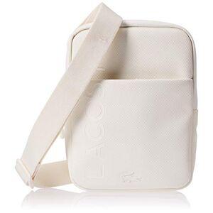Lacoste homme  L.12.Concept Cabas et pochette Blanc (Marshmallow) - Publicité