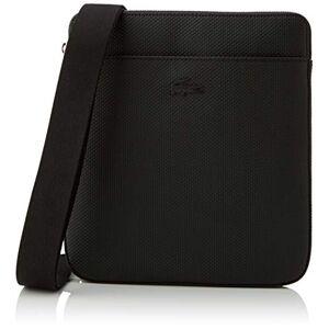 Lacoste homme Chantaco Sac porte epaule Noir (Black) - Publicité