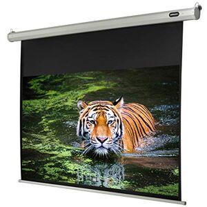 celexon écran motorisé Economy pour Le Home-cinéma et Les présentations avec accroche Murale ou Plafond 180 x 102 cm 16:9 - Publicité