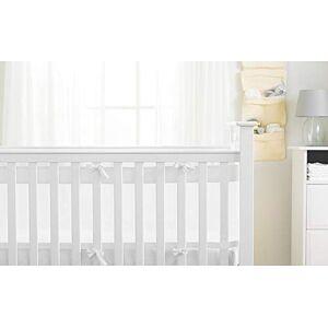 Airflow gitterabdeckung pour lit bébé de , blanc - Publicité