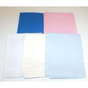 Sleeptightkids LTD Bleu royal Lit pour bébé/Taie d'oreiller Junior40cm x 60cm100% cotonfabriqué au Royaume-Uni - Publicité
