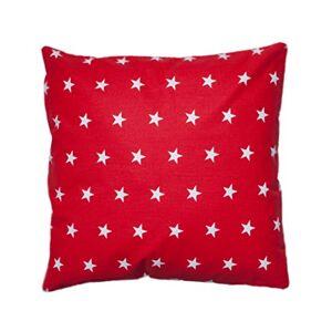 Glocal Berlin Coussin déco Housse de coussin d'oreiller 80cm x 80cm astérisque rouge - Publicité