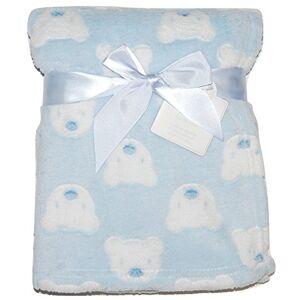 Snuggle Baby Couverture douce en polaire pour landau, lit, berceau et couffin Unisexe - Publicité