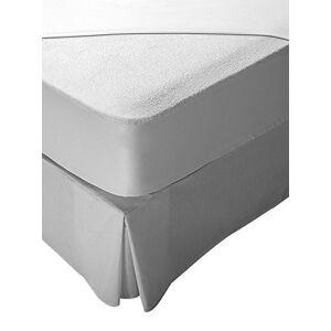Pikolin Home Protges-matelas, en tissu éponge, 100% coton, imperméable et respirant. 105x200 cm. . Toutes les mesures - Publicité
