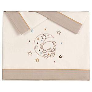 Pekebaby LUNOSO Parure de lit en Coton pour Voiture 35 x 75 cm - Publicité