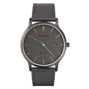 Sekonda Montre pour homme avec bracelet gris - Publicité