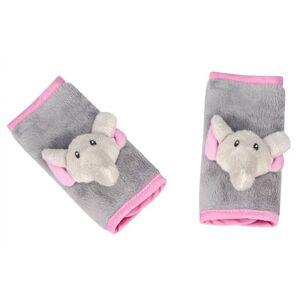 Animal Planet Baby Strap Cover Protectors-Elephant - Publicité