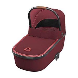 Bébé Confort Nacelle pour bébé Légre et Confortable  Oria, Compatible avec Toutes les Poussettes , Convient Ds la Naissance, de 0  6 Mois, Essential Red - Publicité